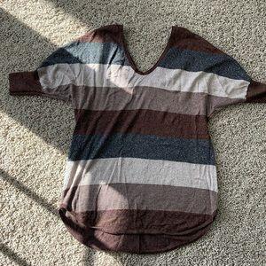 Express Shimmer Shirt